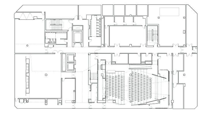 basement 01 plan - Porão Plano 01