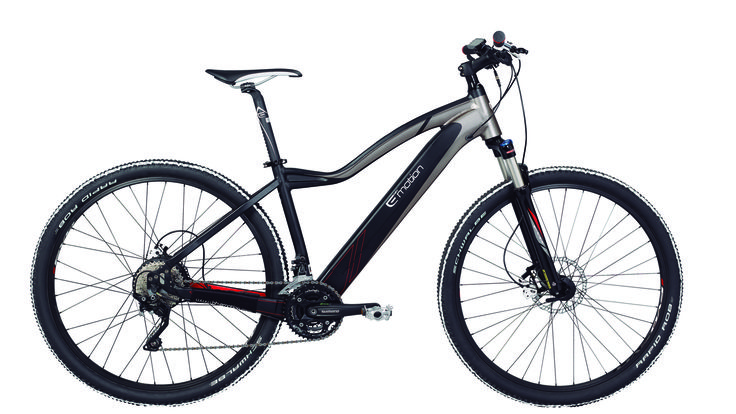 2015 BH Emotion Evo 29er Hardtail Electric Mountain Bike