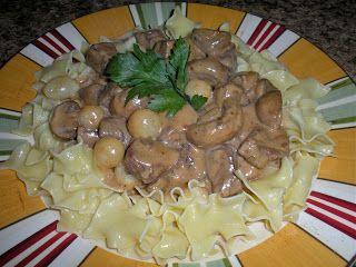 Chef JD's Comfort Cuisine: Befstroganov