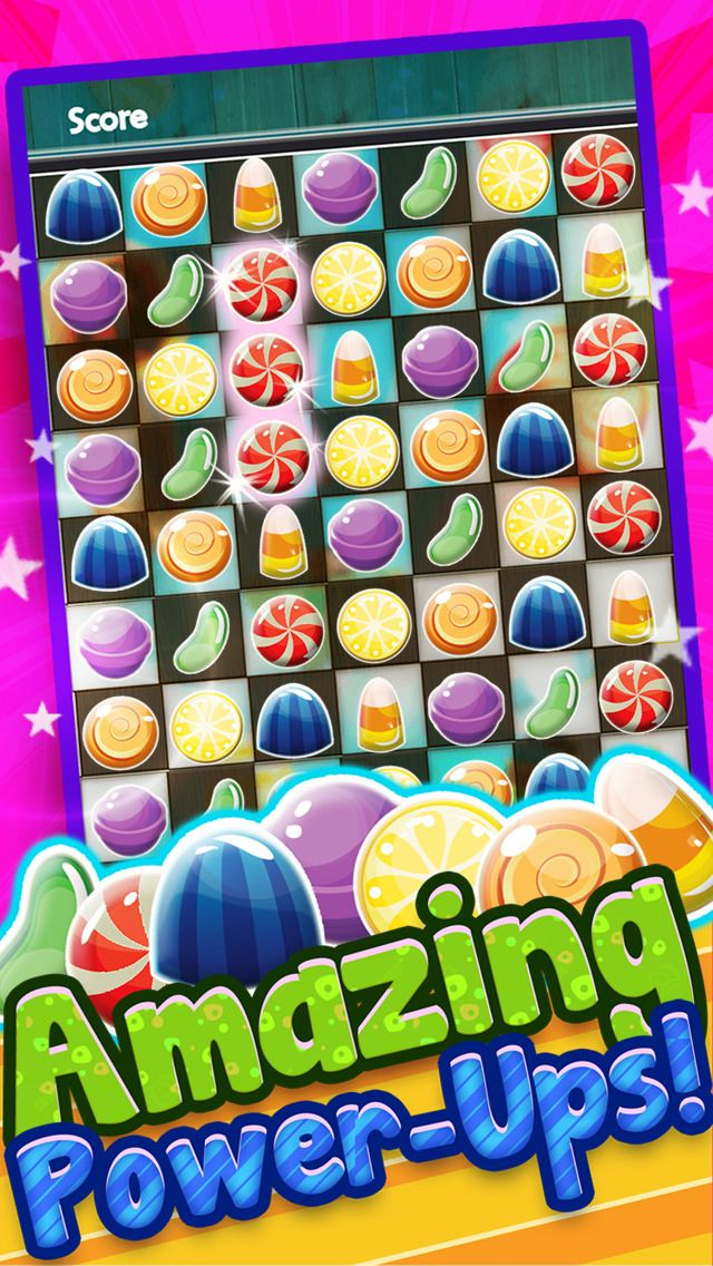 Candy Master Puzzle 2015 Christmas Soda Pop Match 3