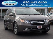 New 2014 #Honda Odyssey Touring Elite Minivan at McGrath Honda of St. Charles