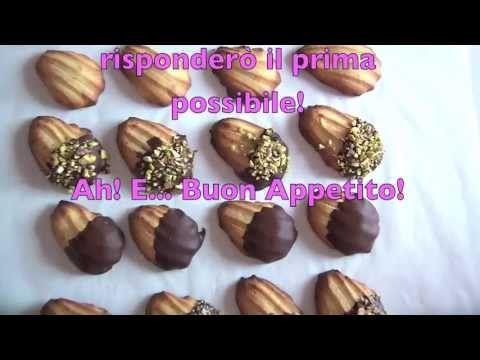 Pasta frolla montata - i biscottitti - lacucinapertutti