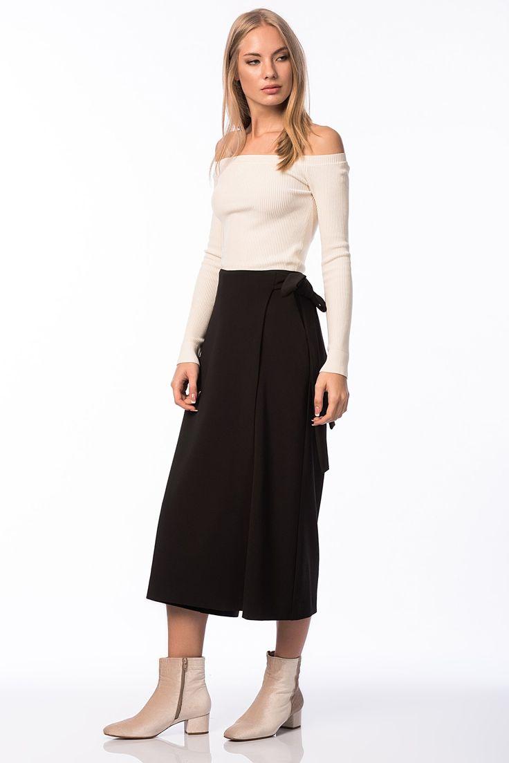 Siyah Pantolon IW6150003152 İpekyol   Trendyol