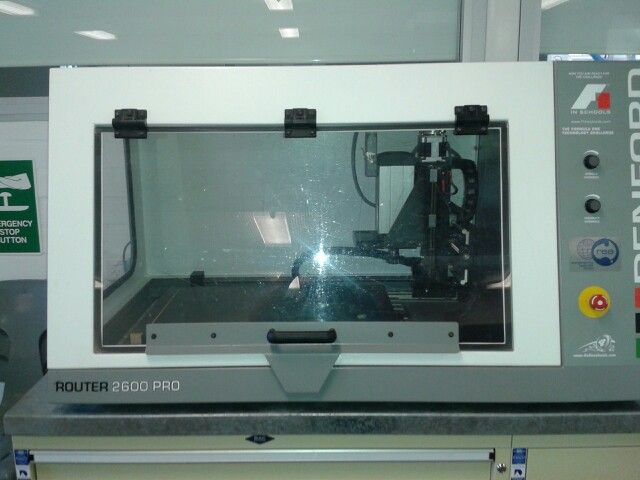 flat bed cnc router