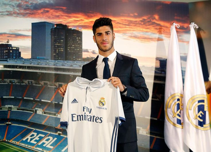Welcome, Marco Asensio