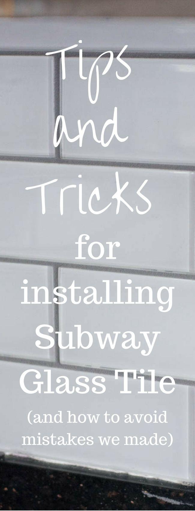 Best 25+ Subway Tile Backsplash ideas only on Pinterest