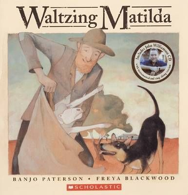 Buy Waltzing Matilda book by A.B. (Banjo) Paterson from Boomerang Books