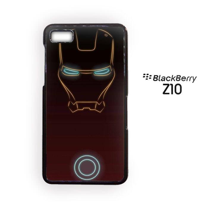 Iron Man 101 for Blackberry Z10/Blackberry Q10 Phonecases