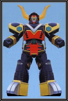 Torozord - Power Rangers Lost Galaxy - Power Rangers Central