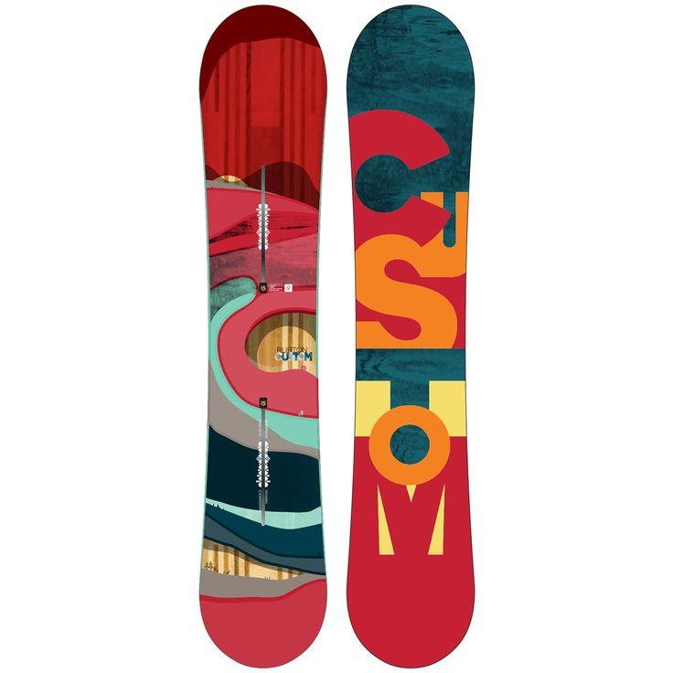 Burton Custom Snowboard 2016