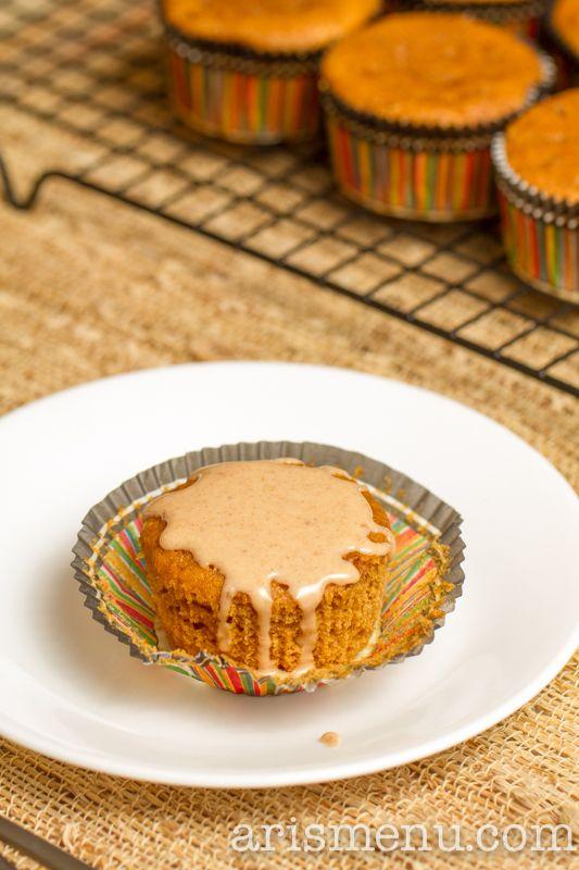 Vegan Pumpkin Beer Cakes | Food | Pinterest