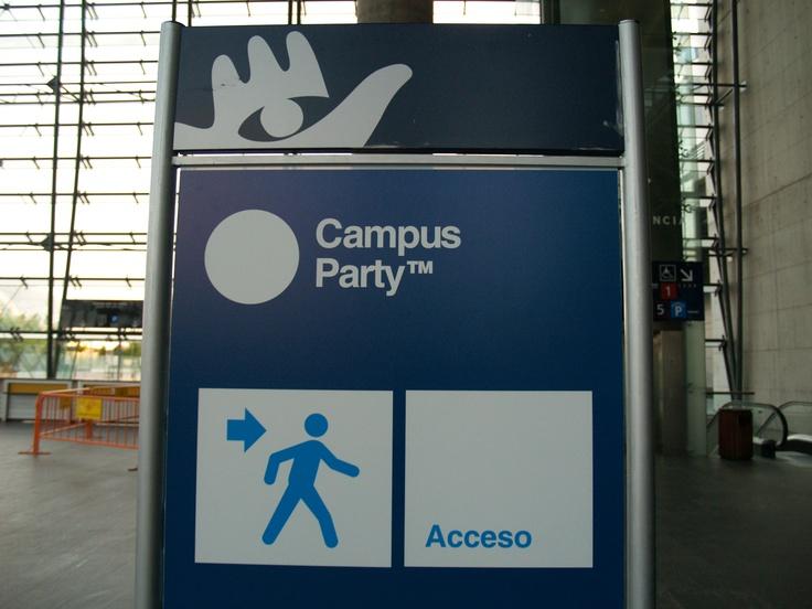 Campus Party Valencia Julio 2008