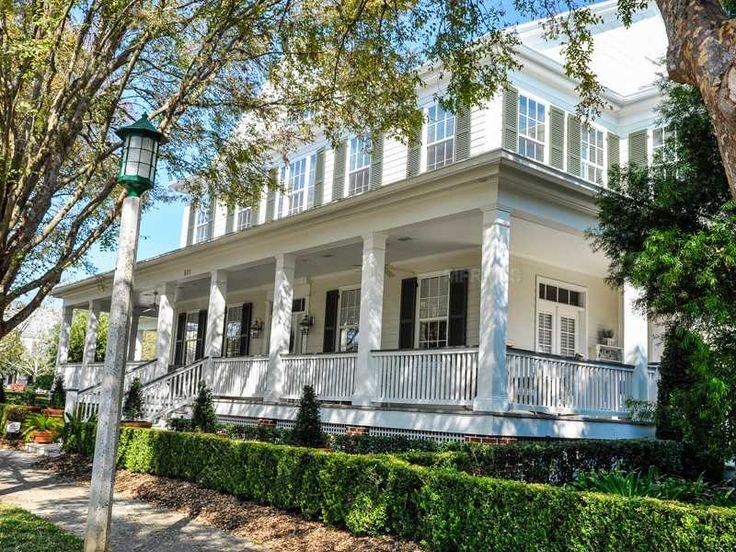 Wrap Around Porch Home House Architecture I Love Pinterest
