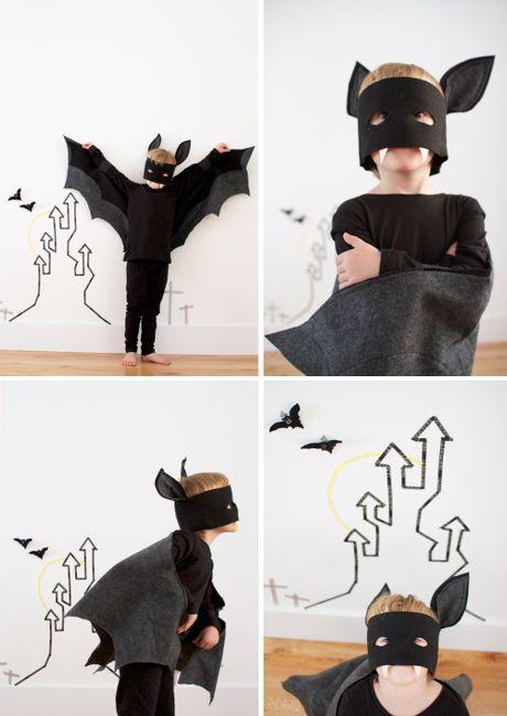 10 disfraces infantiles para hacer en casa