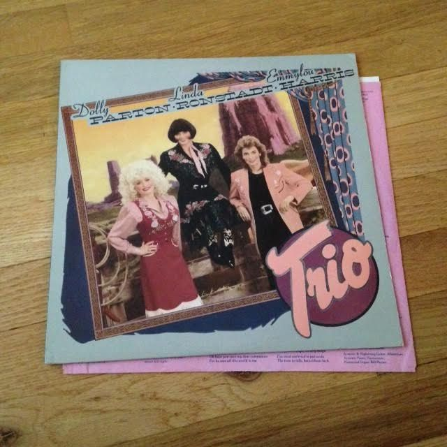 The Complete Trio Collection Deluxe Dolly Parton Linda Ronstadt Emmylou Harris: 17 Best Images About My Growing Dolly Parton Vinyl