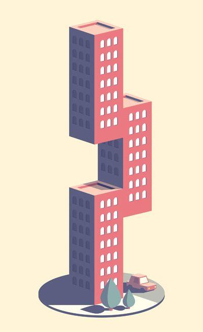 Mr. W's Skyscraper Catalog Collection by Guillaume Kurkdjian