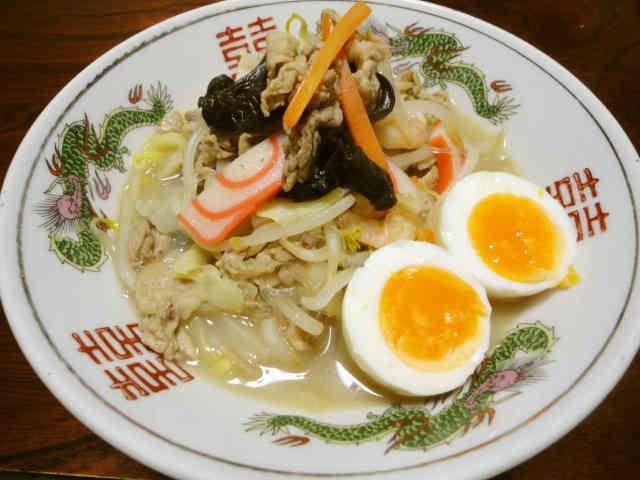 熊本風スープ春雨・太平燕の画像