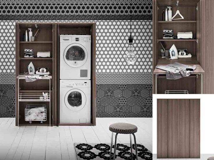 Oltre 1000 idee su ristrutturazione armadio su pinterest cassettiera per gioielli armadi e - Ikea mobili per lavanderia ...