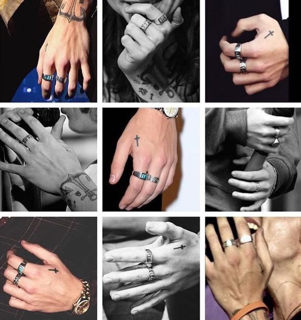 Harry Styles Rings He Wears
