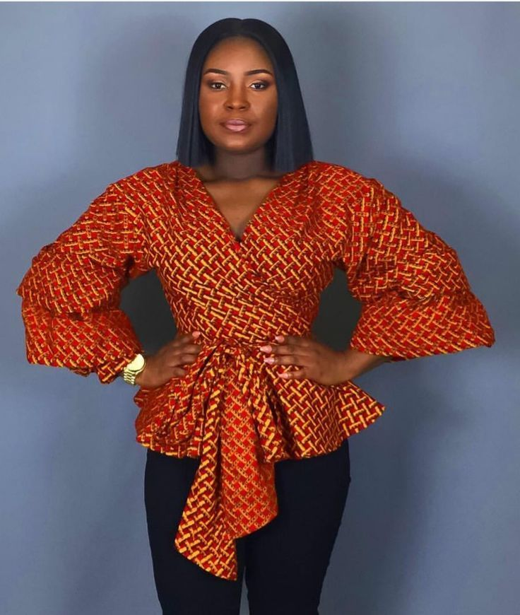 42a3b93901d Stylish Tops Designs. Stylish Tops Designs African Fashion Dresses