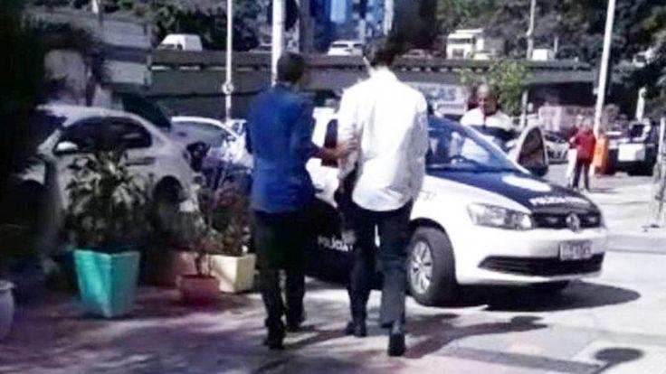 VIDEO: empujó a su pareja embarazada para que la atropelle un colectivo: El hecho quedó registrado en las cámaras de seguridad. Según la…