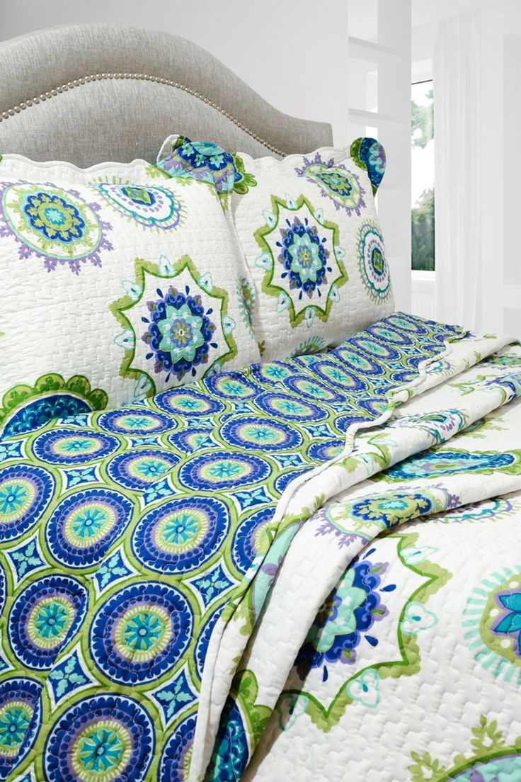 Vintage Collection Quilt Set - Nicole by Pegasus Home Fashions on @HauteLook