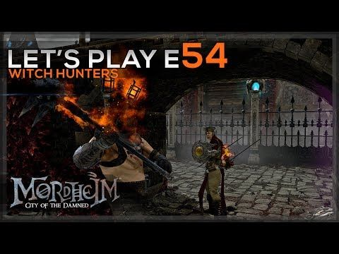 New video is up: Witch Hunters - Monday kNight Mordheim - Let's Play E54 - [Brutal] [Sisters of Sigmar]