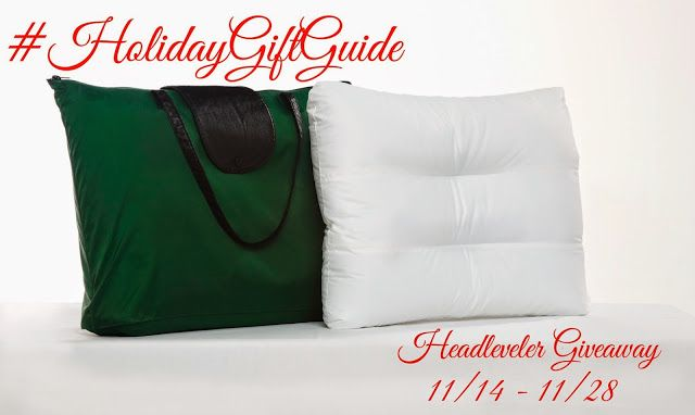 Travel Pillow and bag Holiday Christmas Giveaway  at Open Hands going on now!