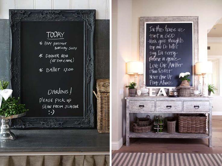 Oltre 25 fantastiche idee su vernice lavagna su pinterest - Vernice per cucina ...