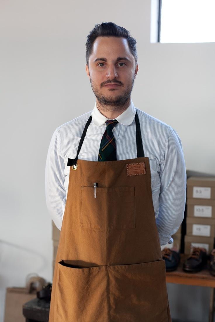 White apron brighton - Work Apron