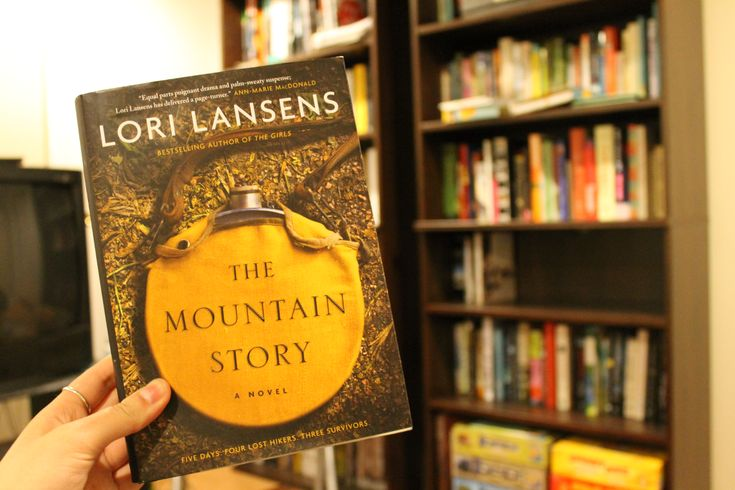 The Mountain Story by Lori Lansens (Knopf Canada) #CanLit