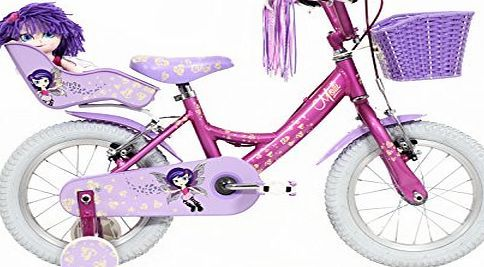 Raleigh Girls Molli 14 inch Bike - Pink Molli is our ever popular top selling girls bike and looks a-ma-zing! Equipped with fabulous features designed to compliment the great specification and safety features f (Barcode EAN = 5023857521455) http://www.comparestoreprices.co.uk/latest2/raleigh-girls-molli-14-inch-bike--pink.asp