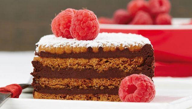 Lotus Biscoff a čokoládová terina!