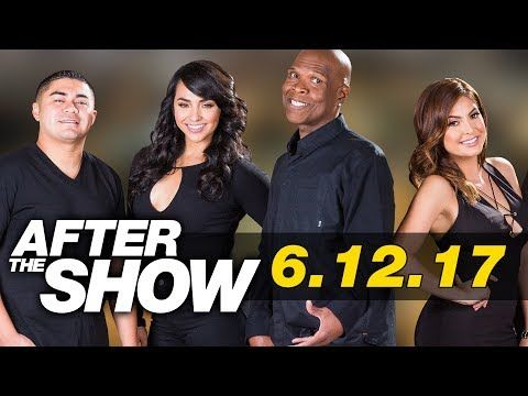 Amber Rose's Bush, Disneyland Poop, Lotto Winners & The NBA Finals | After The Show - (More info on: https://1-W-W.COM/lottery/amber-roses-bush-disneyland-poop-lotto-winners-the-nba-finals-after-the-show/)