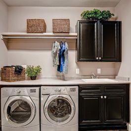 Laundry Room Ideas - traditional - laundry room - denver - Oakwood Homes