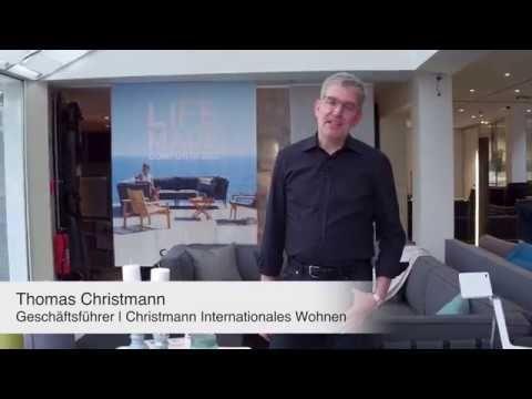 Wir sind Dein Einrichtungsplaner für Deine individuellen Wohnideen  #Christmann_Internationales_Wohnen #YouTube #Vorstellung