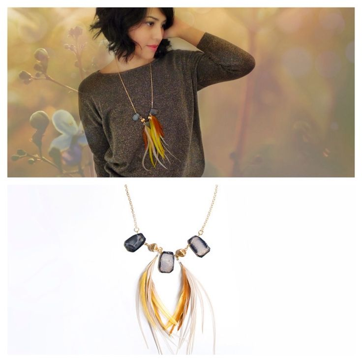 Murmures en Novembre #16 Necklace