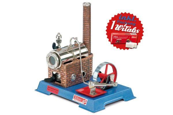 Wilesco Dampfmaschine D6