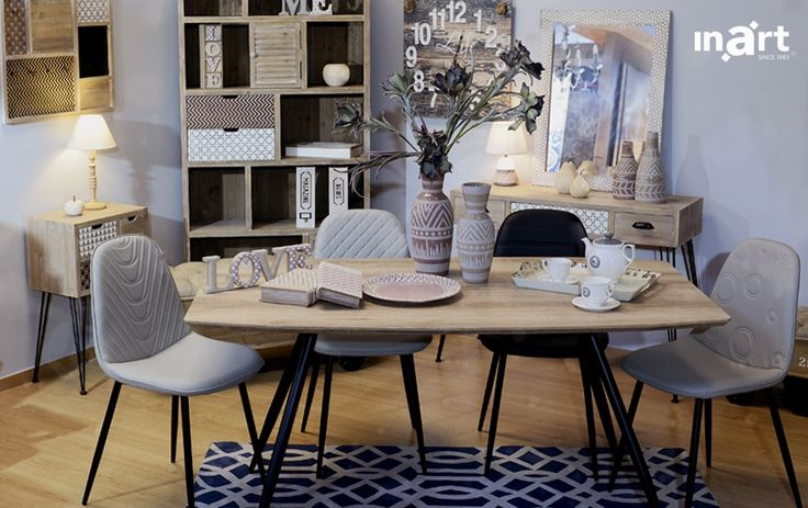 Month's inspiration September 2016 | Autumn spaces: furniture that love geometric shapes!