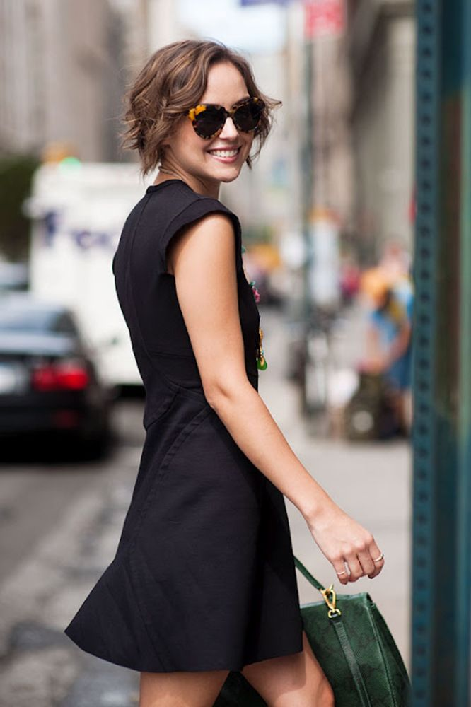 How to Wear a Daytime LBD