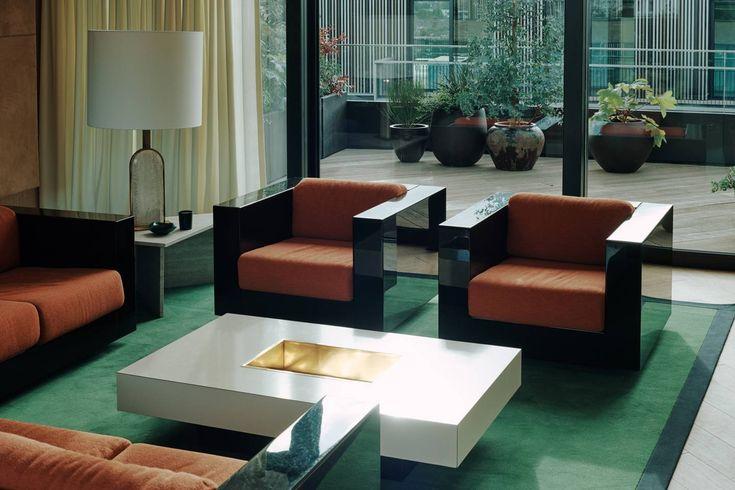 A Television Centre apartment designed by Retrouvius and Bella Freud – decoratie & interieur
