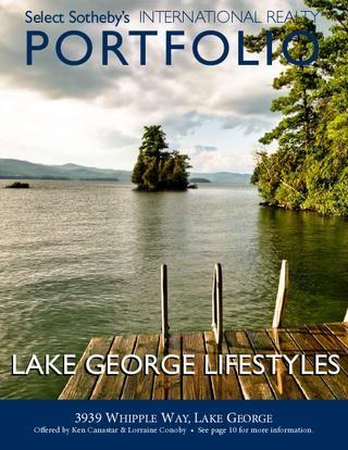 Select Sotheby's International Realty PORTFOLIO Lake George Lifestyles - Summer 2012