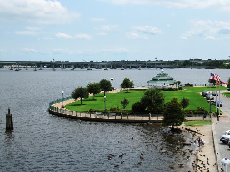 Riverfront Park, New Bern, NC