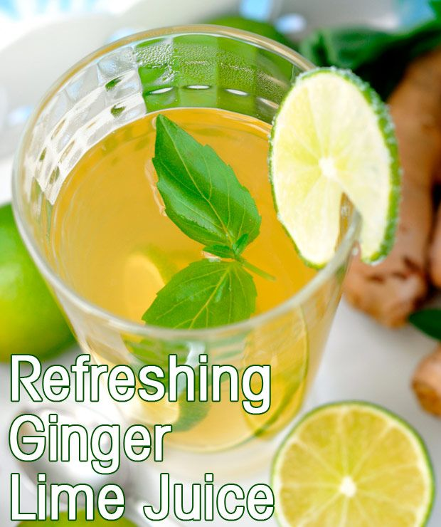 Perfect drink for those hot summer days!