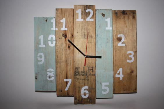 Pi di 25 fantastiche idee su orologi da parete su - Orologi da parete grandi ...