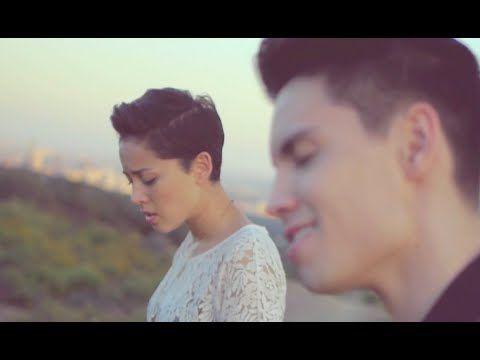 Chains - Nick Jonas (Cover by Kina Grannis & Sam Tsui) - YouTube