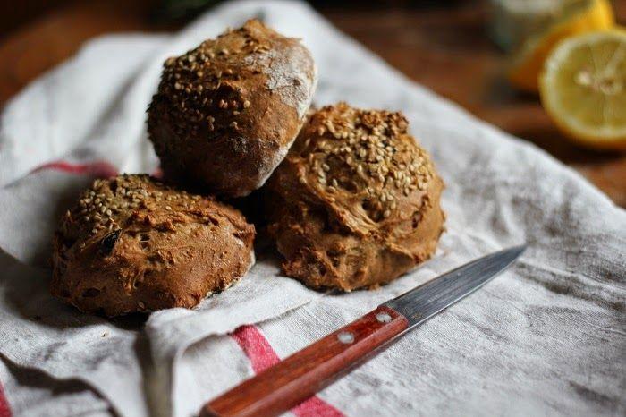 petits pains rapides et pas compliqués !!