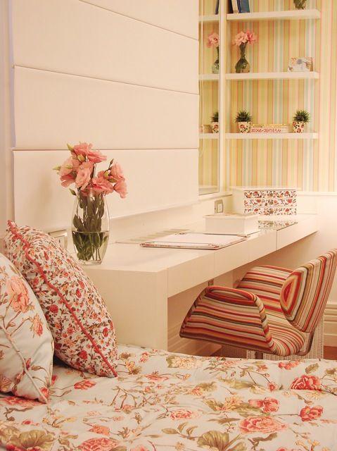 A Reforma do Apê 504 quarto romantico romantic bedroom