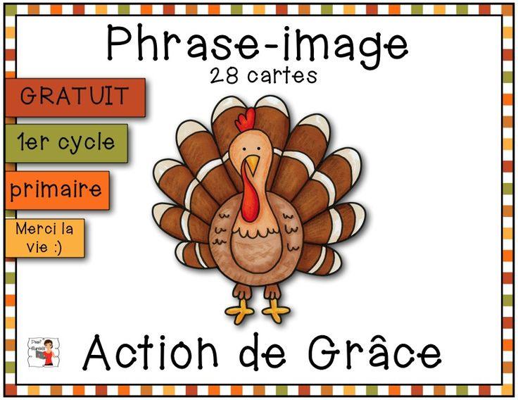 GRATUIT-Amusez-vous avec ces 28 cartes à jouer. Les élèves devront associer l'image à la phrase. Des cartes vierges sont également incluses ainsi que les feuilles-réponses.