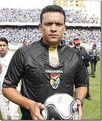 Árbitro boliviano pitará el Independiente vs Deportivo Anzoátegui - http://www.leanoticias.com/2013/07/28/arbitro-boliviano-pitara-el-independiente-vs-deportivo-anzoategui/